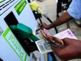 Petrol hiked by Rs 1.06, diesel Rs 2.94 per litre