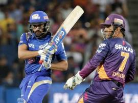 IPL 2016: Rohit condemns Dhoni to 6th loss in 8 matches