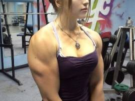 Meet Julia Vins: The 17-Year-Old With The Face Of A Barbie Doll & Body Of The HULK