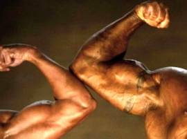Here's the secret 'unfolded' for gaining macho muscles