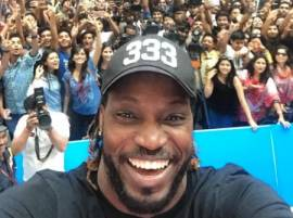 Chris Gayle says Yes to date with Delhi girl but sets