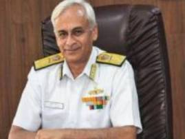 Vice Admiral Sunil Lanba is next Chief of Naval Staff
