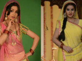 Shubhangi Atre hits back at Shilpa Shinde over 'COPY CAT' comment!