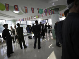N. Korea boots BBC journalist as party congress continues