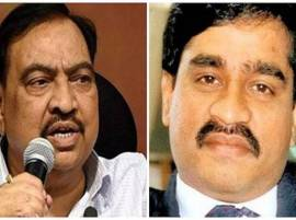 Dawood call logs: No clean chit to Khadse, Mumbai Police investigating 'new elements'