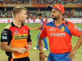 GL vs SRH Live Score Qualifier 2 IPL 2016: Warner leads Sunrisers Hyderabad into Final