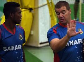 Heath Streak decides to quit as Bangladesh bowling coach