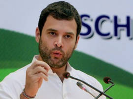 Will never stop fighting the hateful and divisive agenda of the RSS: Rahul Gandhi