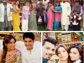 Bipasha Basu-KSG get some 'mad love' on 'The Kapil Sharma Show'