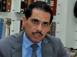 ED notice to Vadra-linked firm in Bikaner land deal case