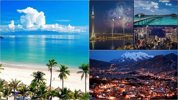 10 Beautiful Countries Where Indians Don't Need Visa