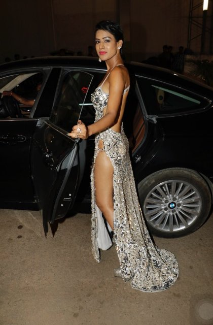 Never Seen Before Tv Actress Nia Sharma Turns Bold At