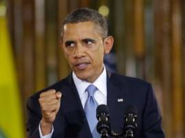 Obama calls for avoiding inflammatory rhetoric after police killing incident