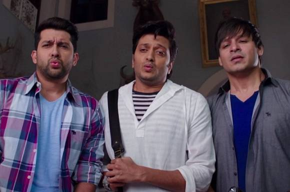 'Great Grand Masti' New Poster is Super Naughty!