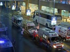 Suicide bombers target Istanbul's Ataturk airport, killing at least 50, over 60 injured
