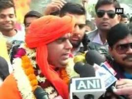 Swami Chakrapani gets Z-category security after threats from