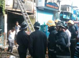 Mumbai: 8 killed in fire at medical store