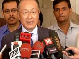 World Bank reiterates support to India, lauds PM Modi