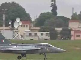 Tejas inducted in Indian Air Force today