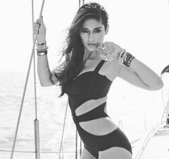 Image result for Ileana D'Cruz rocks a bikini as she holidays with boyfriend in Fiji