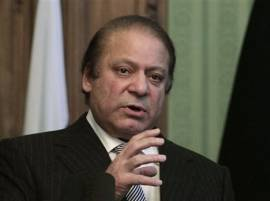 Pak PM Nawaz Sharif condemns Indian surgical strikes along LoC