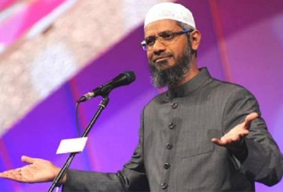 Govt examining Zakir Naik's speeches, probing flow of money to his NGO