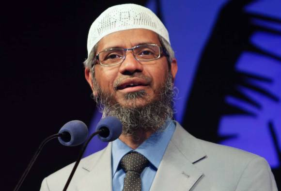 Centre orders investigation into funding sources for Zakir Naik's Islamic Research Foundation