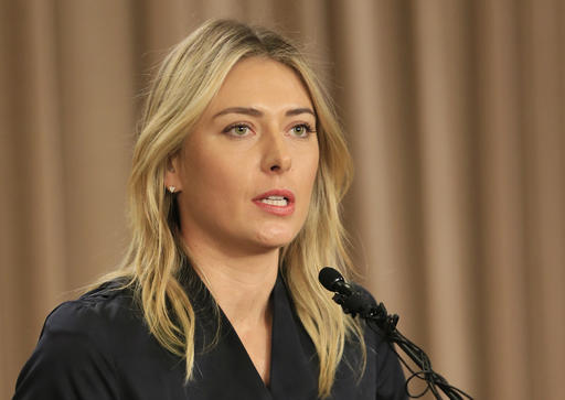 Ruling in Maria Sharapova appeal postponed to September