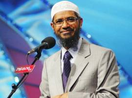 Support Modi if he is building harmony between Hindus and Muslims: Zakir Naik