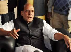 Rajnath speaks to JK CM; discusses Kashmir situation