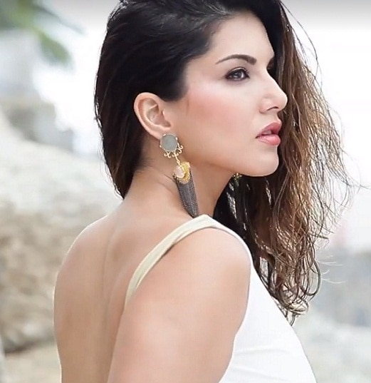 Sunny Leone Sets The Screen On Fire In Her Latest Photoshoot