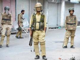 Senior minister attacked as Lashkar supports Kashmir unrest