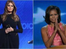 Writer apologises for copying phrases for Melania Trump