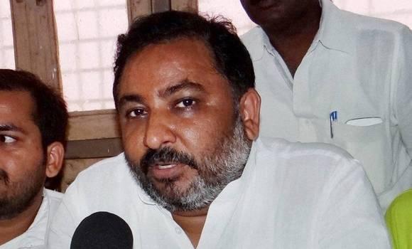 Dayashankar expresses regret over his remarks against Mayawati