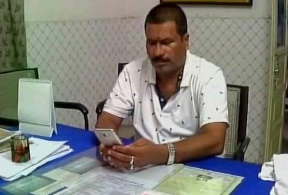 BJP suspends MLC Tunna Pandey arrested for 'molesting' minor