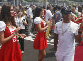 F1: Best Pictures From Hungarian GP
