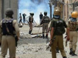 Blow to Kashmir
