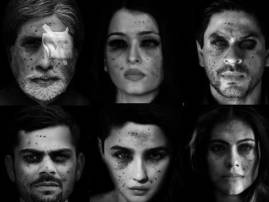 Pakistani organization invokes morphed pics of  Indian celebrities to oppose pellet guns in Kashmir
