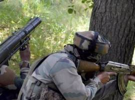 Four Pakistani terrorists killed, another apprehended during encounter in Kupwara
