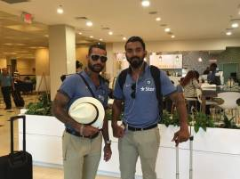 India vs West Indies: Confident India arrive in Kingston for 2nd Test