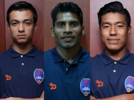 ISL: Dynamos sign up three new players