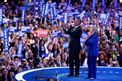 No one more qualified than Hillary to lead United States: Barack Obama