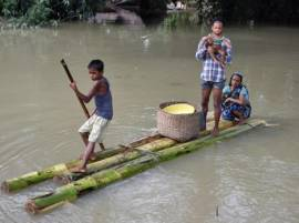 Rajnath Singh assures adequate central assistance to flood-hit Assam
