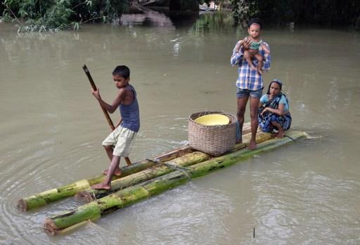 Rajnath Singh assures adequate central assistance to flood-hit Assam