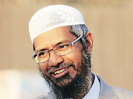 Legal opinion to MHA suggests action against Zakir Naik