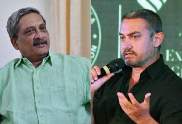 Intolerance Debate: Opposition Slams Parrikar for Criticising Aamir Khan