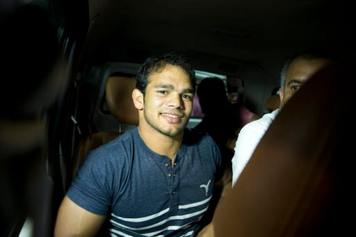 Narsingh Yadav gets NADA's clean chit; may participate in Rio Olympics