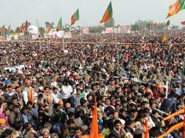 Configuration of the Hindu vote in UP