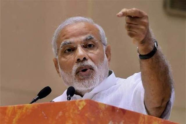BJP will serve Maharashtra with unparalleled diligence: Narendra Modi