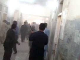 Blast near Quetta hospital, twelve injured